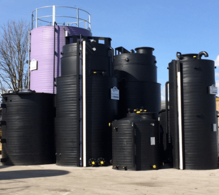 025 thermoplastic chemical storage tanks group